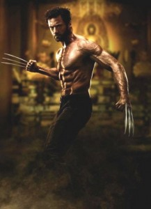 Jackman looking shredded Picture: 20th Century Fox