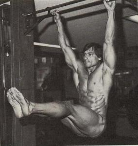 Hanging Leg Raises