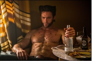 Hugh Jackman: Ripped and Thirsty