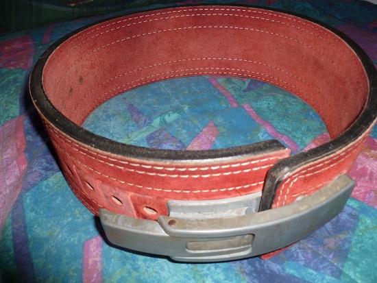 Lever Belt